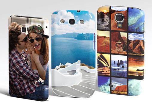 Carcasas personalizadas para móvil y tablet