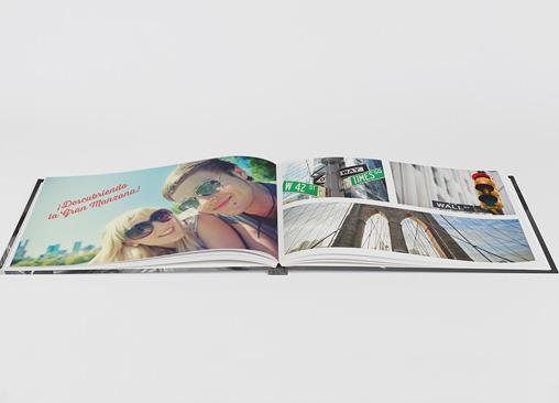 Libro de fotos horizontal Hofmann
